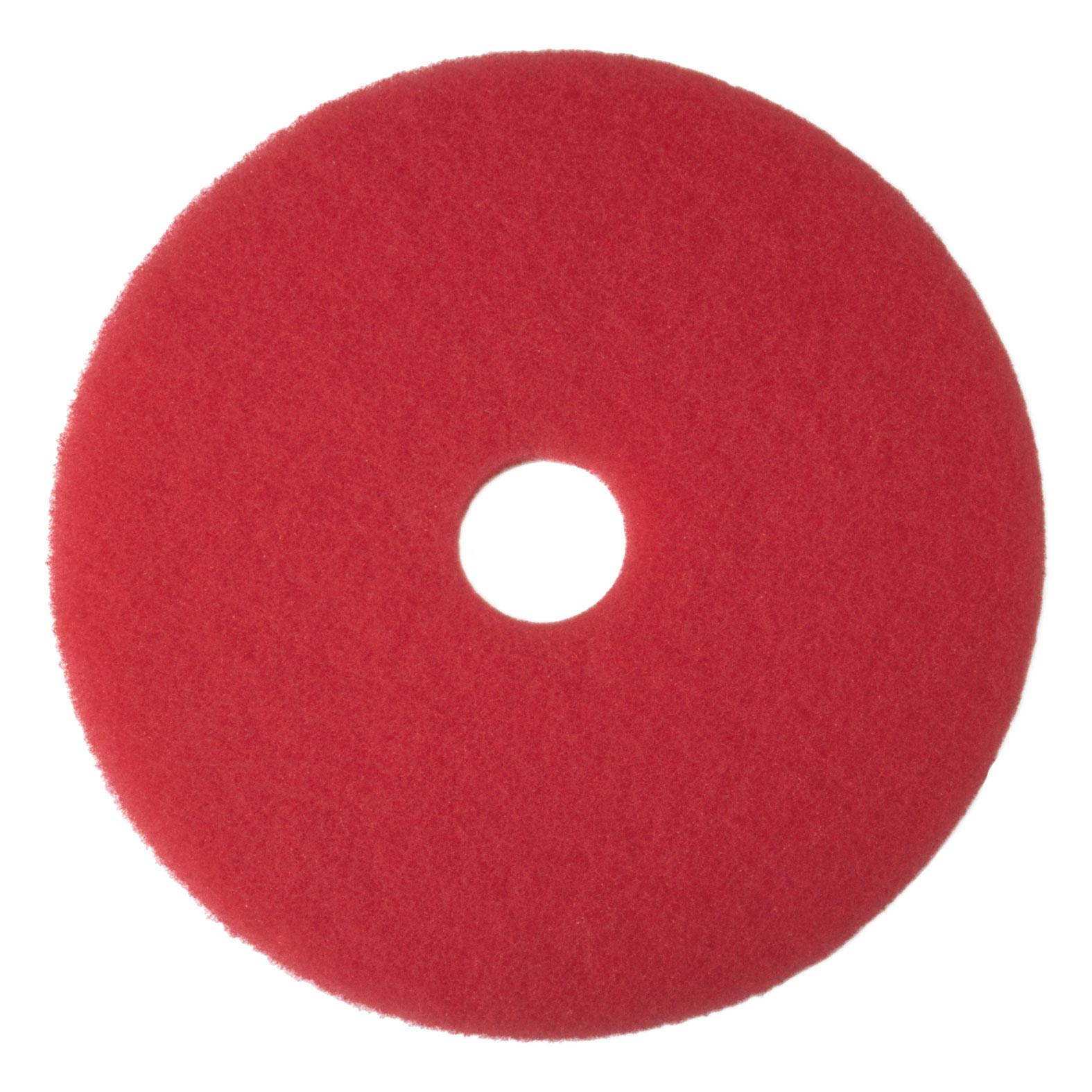 PAD červený 254 mm / 10