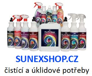 sunexclean uklidove prostredky